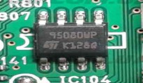 Прошитая EEPROM 95080WP для Canon Pixma MP280