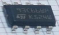 Прошитая EEPROM 93C66WP для Canon Pixma IP2700