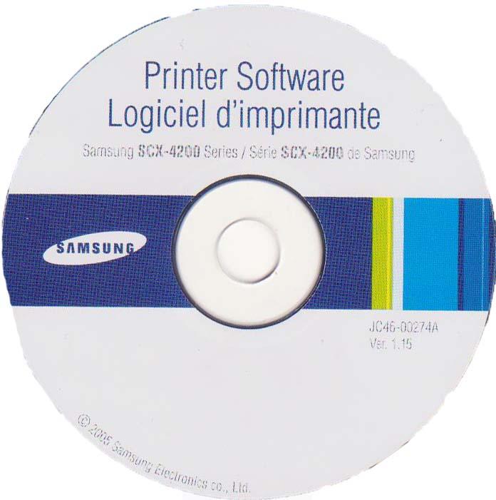 скачать драйвера для принтера samsung scx series scx-3200