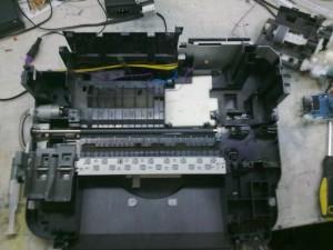 Разборка Canon MP190 MP210 MP220