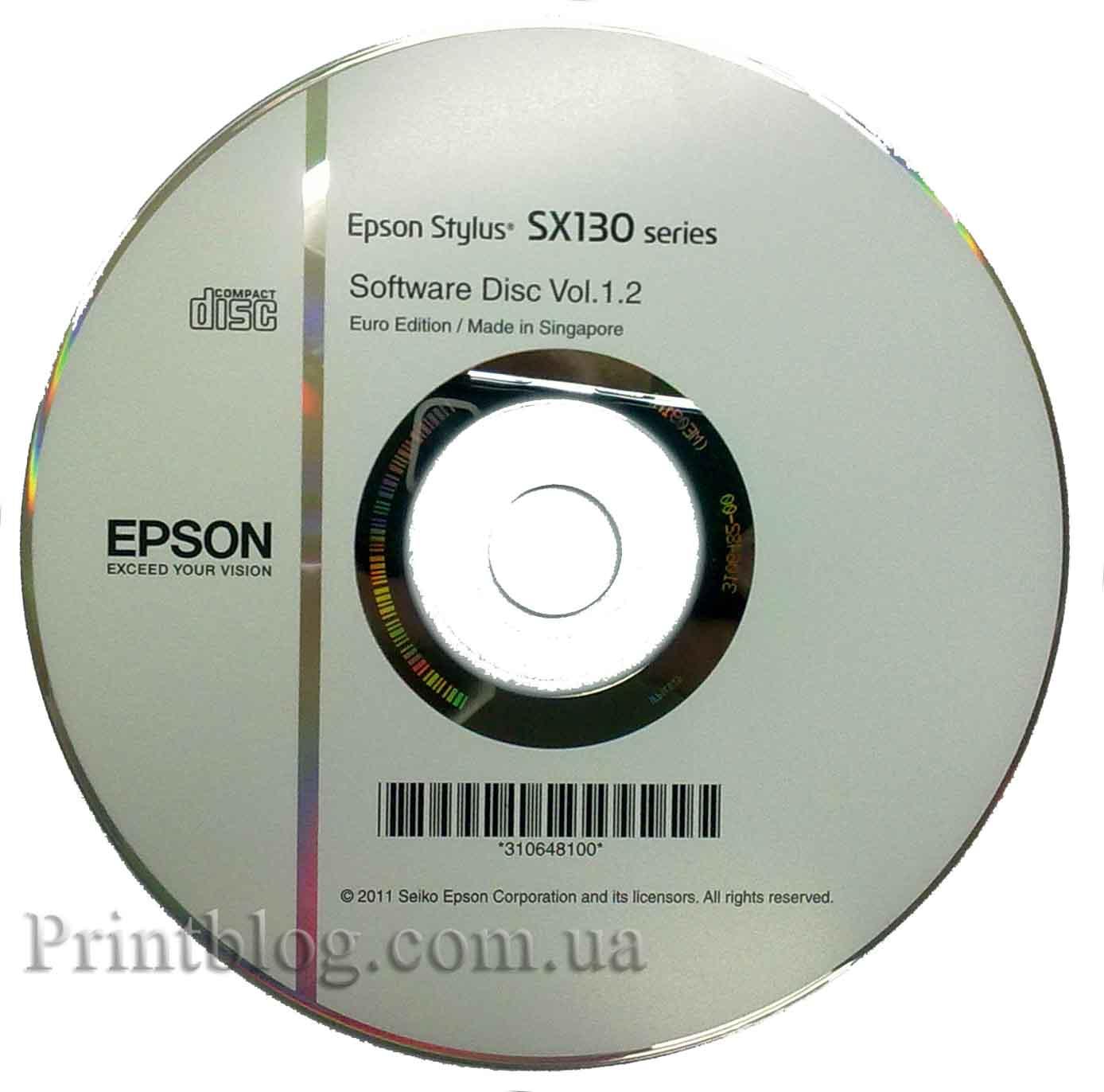 установка драйвера принтера epson в ubuntu