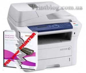 Прошивка Xerox WorkCentre 3220DN v95/v98