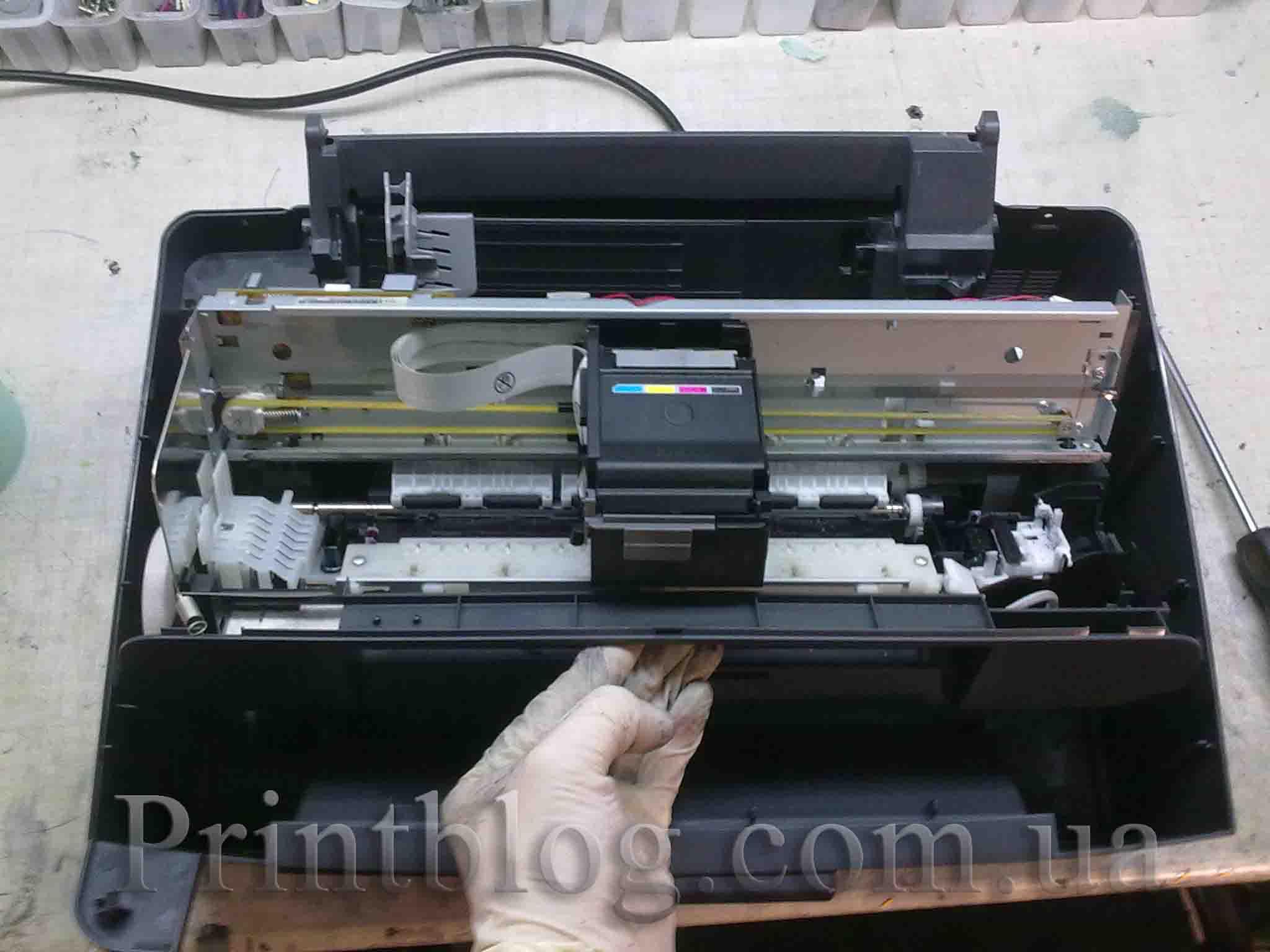 инструкция по установке снпч на принтер epson cx7300