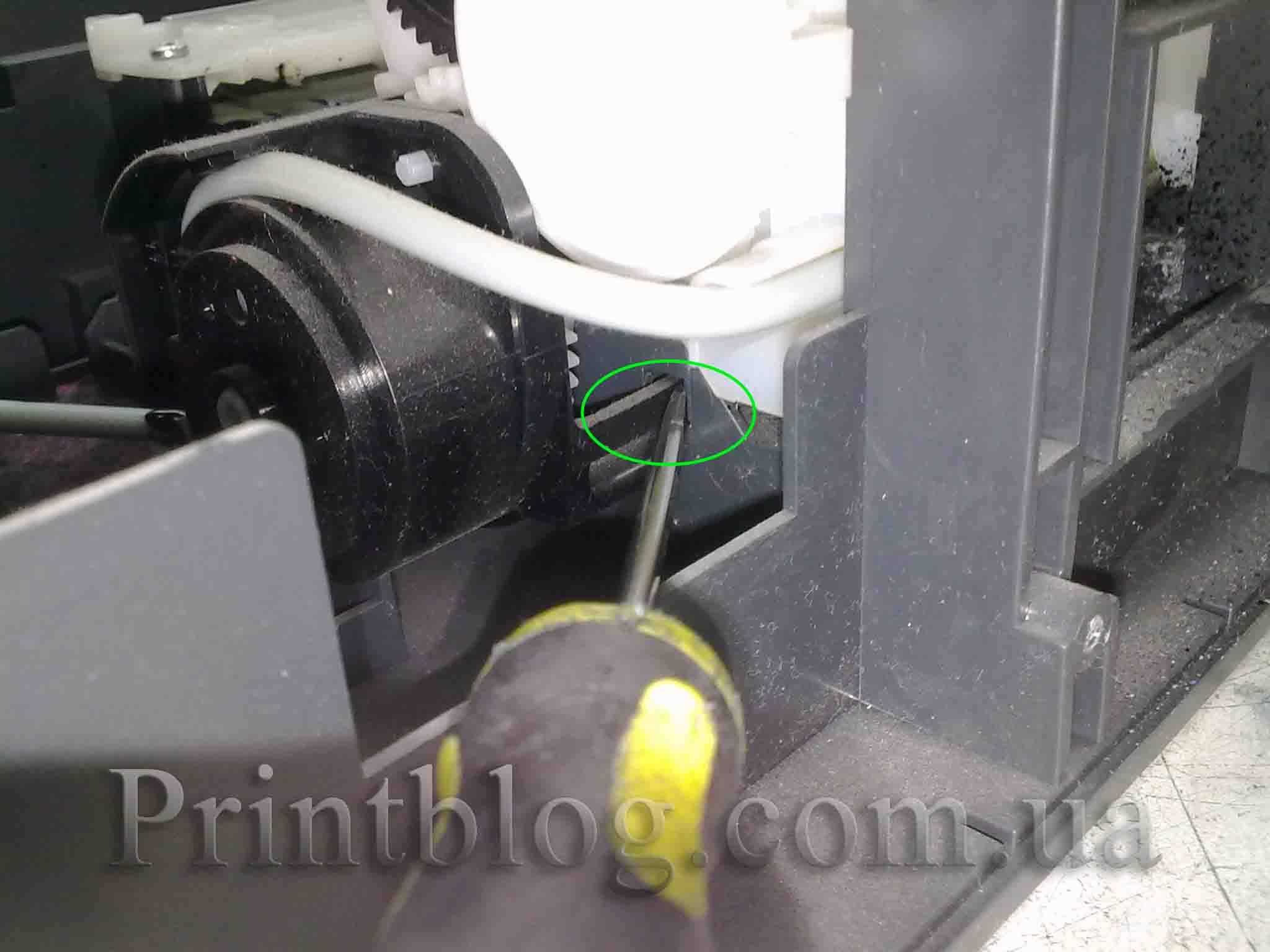принтер эпсон тх106 инструкция