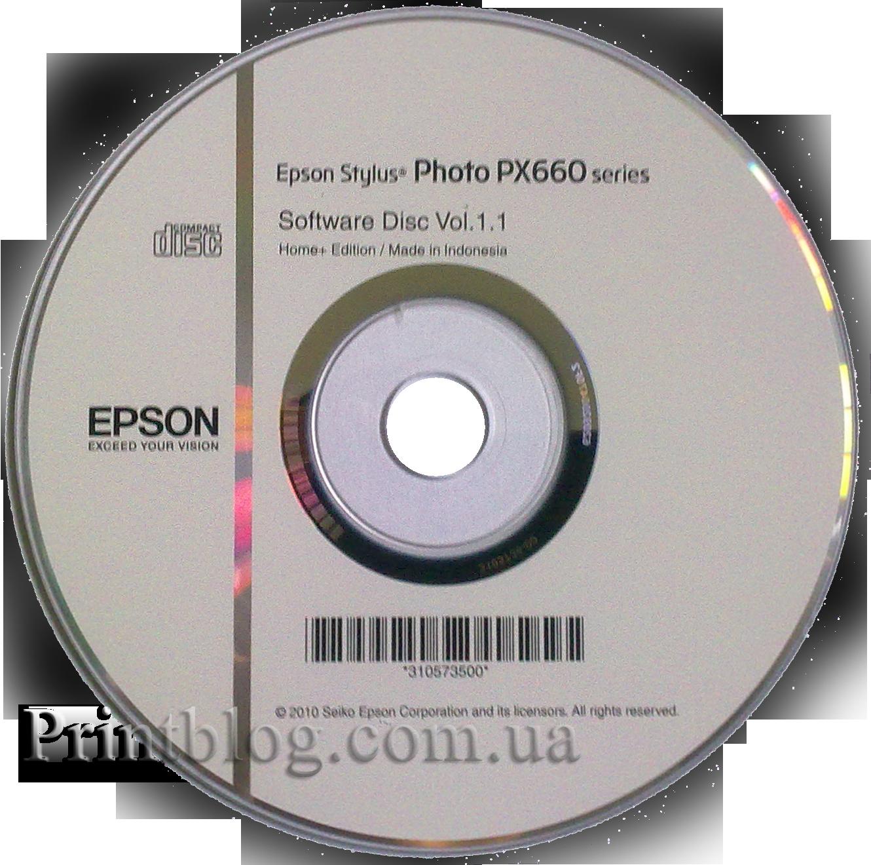 скачать установочный диск epson l800