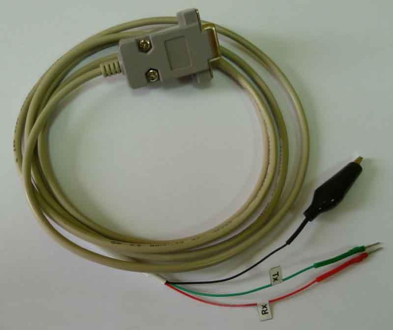 Схема debug кабель под USB