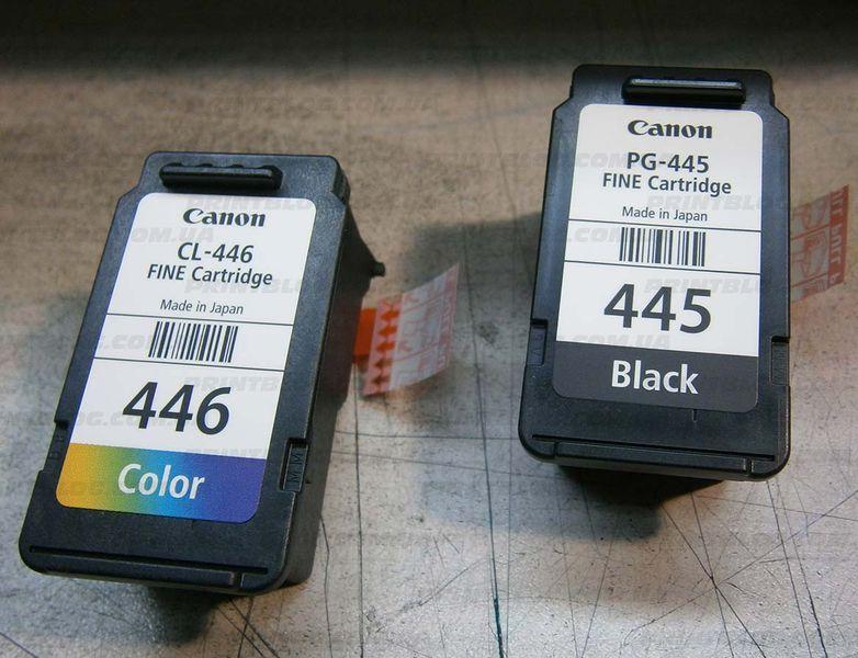 Запуск Canon Pixma MG2440