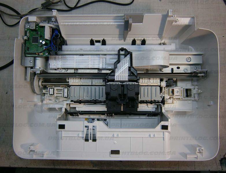 Конструкция Canon Pixma MG2440