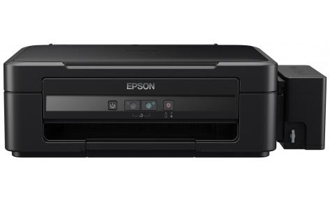 Скачать драйвер принтера Epson  L210 + инструкция