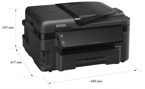 скачать драйвера на принтер epson t65
