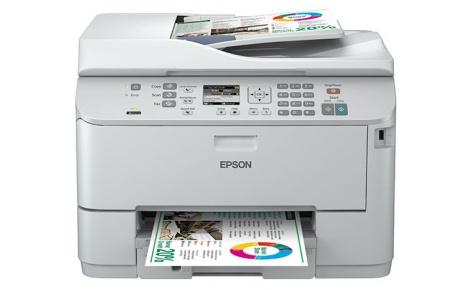 Скачать драйвер принтера Epson WorkForce Pro WP-4525DNF