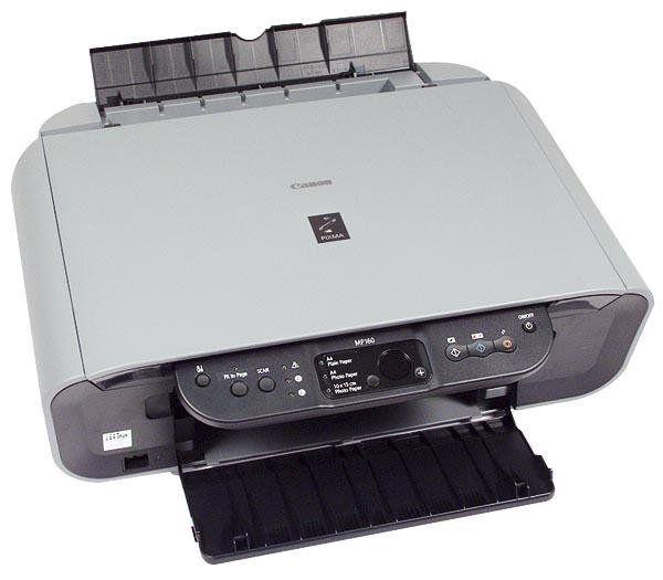 Скачать драйвер принтера Canon PIXMA MP140
