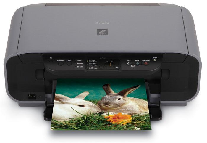 Скачать драйвер принтераCanon PIXMA MP160
